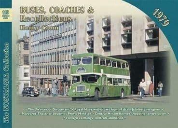 BUSES, COACHES and RECOLLECTIONS: 1979 ISBN: 9781857945744